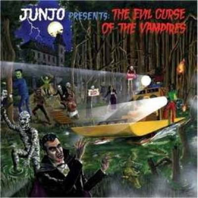 Junjo (Scientist) - The Evil Curse Of The Vampires