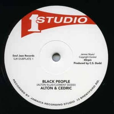 Alton & Cedric - Black People