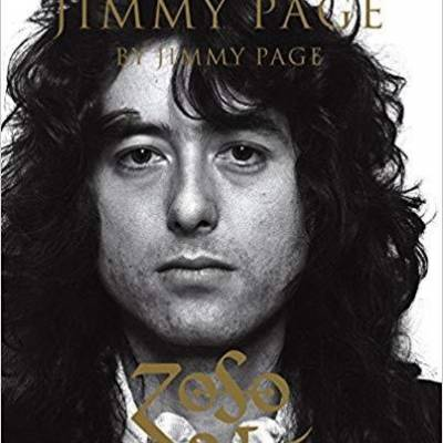 Jimmy Page - Jimmy Page by Jimmy Page Hand Stamped Edition