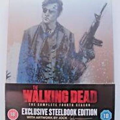 Various - The Walking Dead Complete Fourth Season