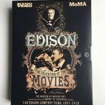 Various - Edison: Invention of the Movies