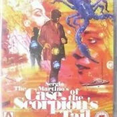 Sergio Martino, Evelyn Stewart - The Case Of The Scorpion's Tail