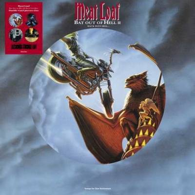 Meatloaf - Bat Out Of Hell II