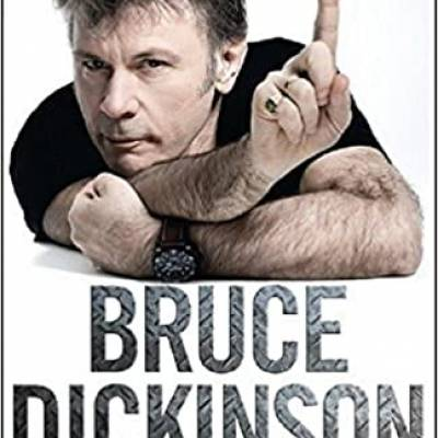 Bruce Dickinson - What Does This Button Do? - An Autobiography
