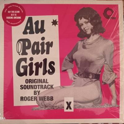 Roger Webb - Au Pair Girls Original Soundtrack