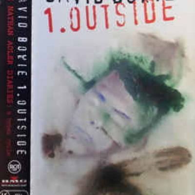 David Bowie - 1. Outside (The Nathan Adler Diaries: A Hyper Cycle)
