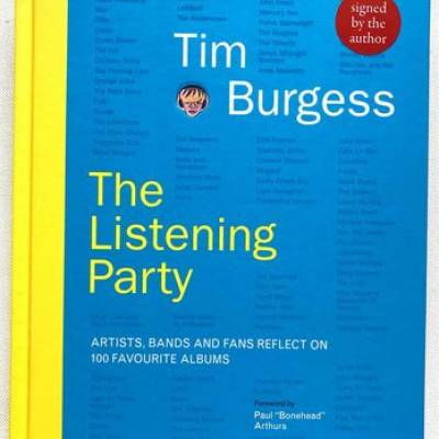 Tim Burgess - The Listening Party