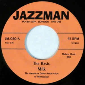 The Basic/The Poets - Milk/Fun Buggy