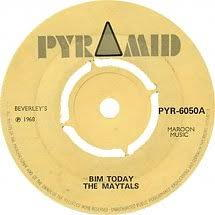 Maytals - Bim Today / Hold On