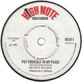 Delroy Wilson - Put Yourself In My Place
