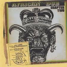 Joe Gibbs & The Professionals   - African Dub - All Mighty Chapter 2